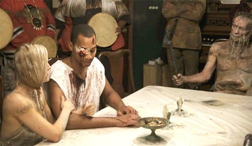 Scotch Wichmann reviews Matthew Barney's film, River of Fundament